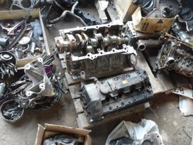 Bmw 550 variklio detalės