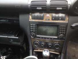 Mercedes-benz C320. MB c203 3.0 ltr variklis,