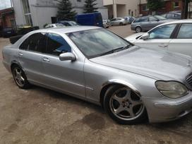 Mercedes-benz S320. MB 220 s320 dyzelis,