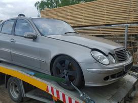 Mercedes-benz E klasė. E220e270e280e320