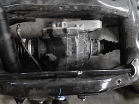 Bmw X3. X3 x4 priekinė ir galinė važiuoklė
