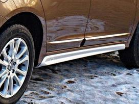 Volvo Xc60 apdailos detalės