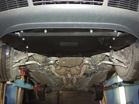 Audi A4. Karterio apsauga audi a4 (b5), audi