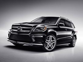 Mercedes-benz Gl klasė dalimis. ! naujos
