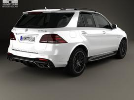 Mercedes-benz Gle klasė dalimis. ! naujos
