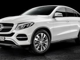 Mercedes-benz Gle Coupe klasė dalimis. !