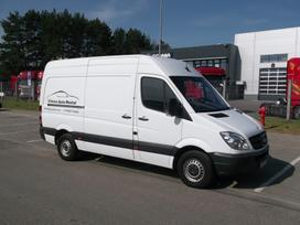 Mercedes-benz Sprinter 210, krovininiai