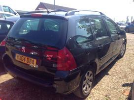 Peugeot 307. Turiu 1.6hdi ir 1.4 hdi