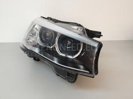 Bmw X3. Bmw x3 f25 2014- face lift dynamic
