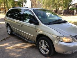 Chrysler Grand Voyager dalimis. 2500 crdi dalimis