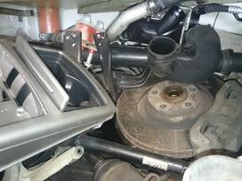 Audi A6 dalimis. Ratu nera,variklio nera,lubu