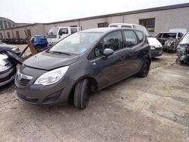 Opel Meriva. Opel meriva 2010m. 1.4 bendzinas
