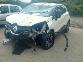 Renault Captur. Pristatome automobilių dalis