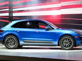 Porsche Macan. ! tik naujos originalios