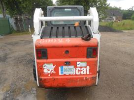 Bobcat S175, mini krautuvai