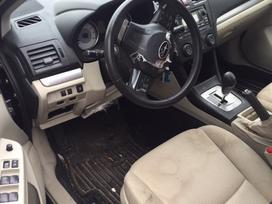 Subaru Impreza. Impreza xv dalimis