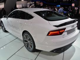 Audi A7 Sportback. ! naujos originalios