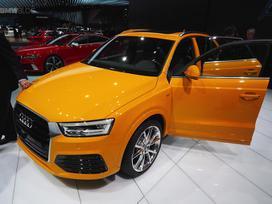 Audi Q3. ! naujos originalios dalys !
