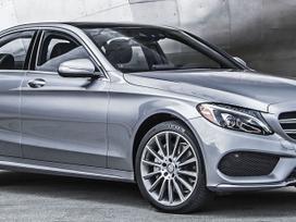 Mercedes-benz C klasė. ! naujos