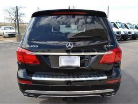 Mercedes-benz Gl klasė. ! naujos