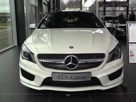 Mercedes-benz Cla klasė. ! naujos
