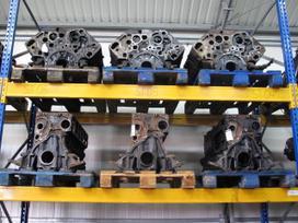 Scania Scania dalimis, vilkikai