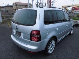 Volkswagen Touran. 7 vietu