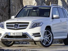 Mercedes-benz GLK klasė. ! naujos