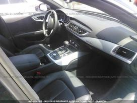 Audi A7 Sportback dalimis. S-line