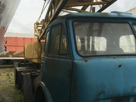 Maz Ks-3562, kranai