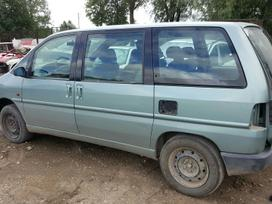 Peugeot 806 dalimis. Prekyba originaliomis