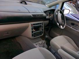 Ford Galaxy. Dalių pristatymas visoje