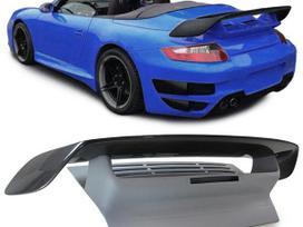 Porsche 911. Naujos tuning dalys.typ 997-04