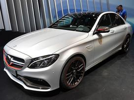Mercedes-benz Cls63 Amg. ! naujos