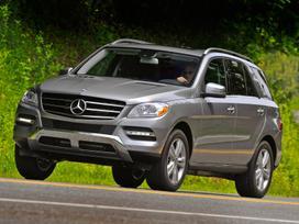 Mercedes-benz Ml klasė. ! naujos