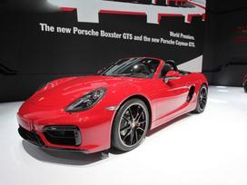 Porsche Boxster. ! tik naujos originalios