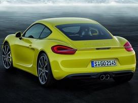 Porsche Cayman. ! tik naujos originalios