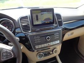 Mercedes-benz Gle350, 3.0 l., visureigis