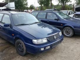 Volkswagen Passat dalimis. Prekyba