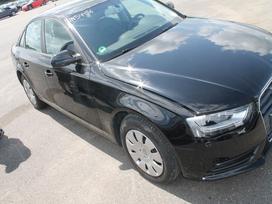 Audi A4. Komplektinis priekis audi a4 2013 1