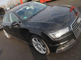 Audi A7 Sportback. Komplektinis priekis audi