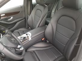Mercedes-benz Glc220, 2.1 l., visureigis