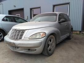 Chrysler Pt Cruiser dalimis. detaliu