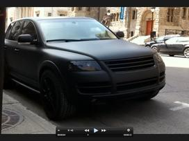 Volkswagen Touareg dalimis. Naujai ardomas