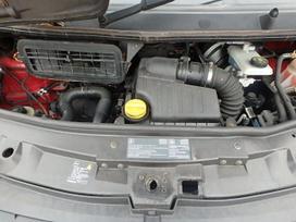 Opel Vivaro. Pristatome automobilių dalis į