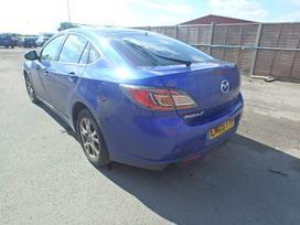 Mazda 6. Pristatome automobilių dalis į namus