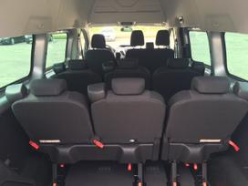 Ford Transit, vienatūris