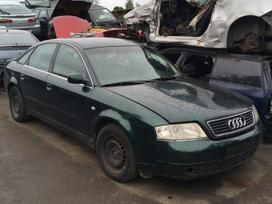 Audi A6. .turime ivairiu modifikaciju
