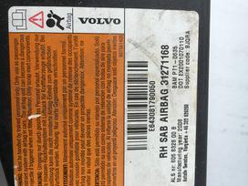 Volvo -kita- salono detalės