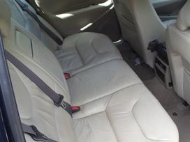 Volvo V70. Kablys sviesus odinis salonas dazu
